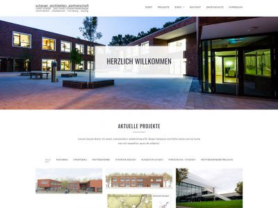 Scherzer Architekten Partnerschaft